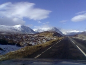 On the Road to Glencoe