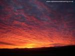 Sunrise over the Northern Cairngorms